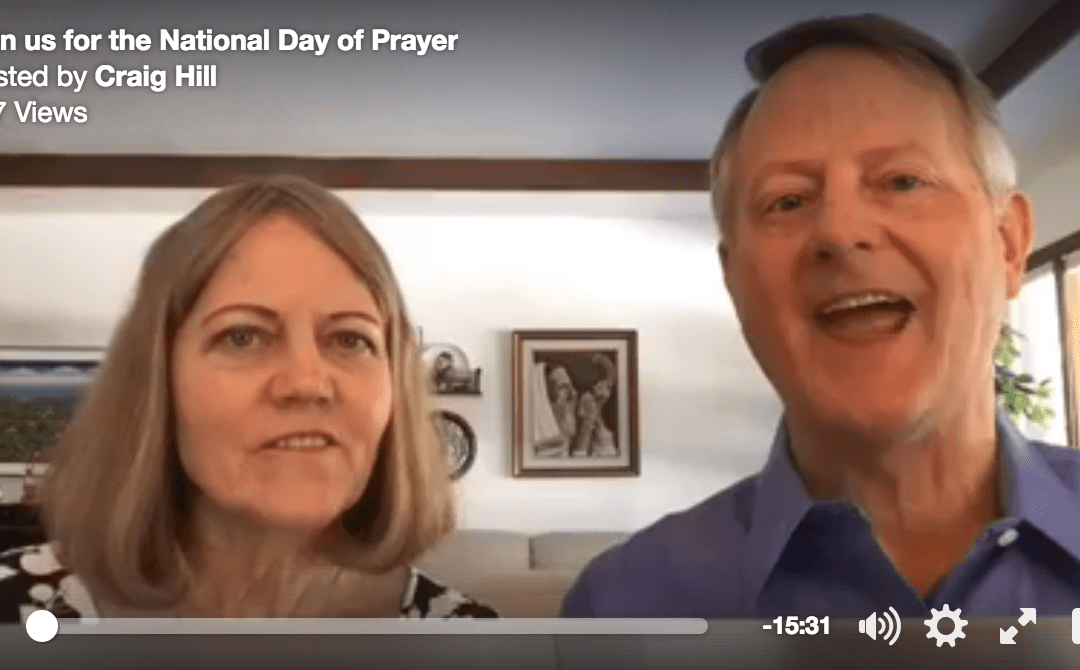Join us for the National Day of Prayer