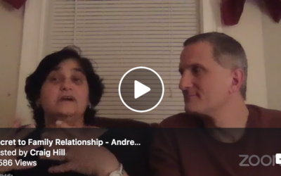 Secret to Family Relationship – Andrew Abdalla